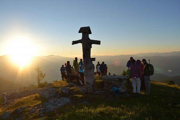 Erlebnis-Wanderweg Nr. 94 - Speiereck/Halterhütte