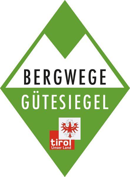 Siegel Tiroler Bergwege