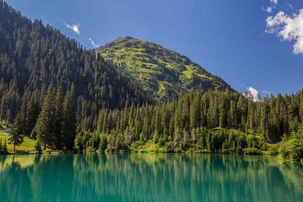 Ferienregion St. Anton am Arlberg | Mutspurenrundwanderweg am Galzig