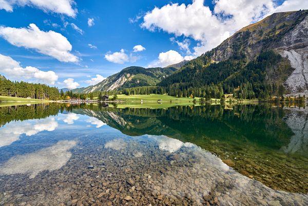 Drei-Seen-Tour  Tannheimer Tal